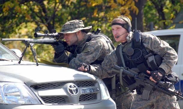Resultado de imagem para Georgian special forces