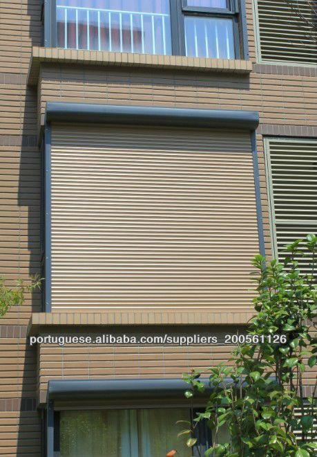 17 mejores ideas sobre persianas enrollables exteriores en ...