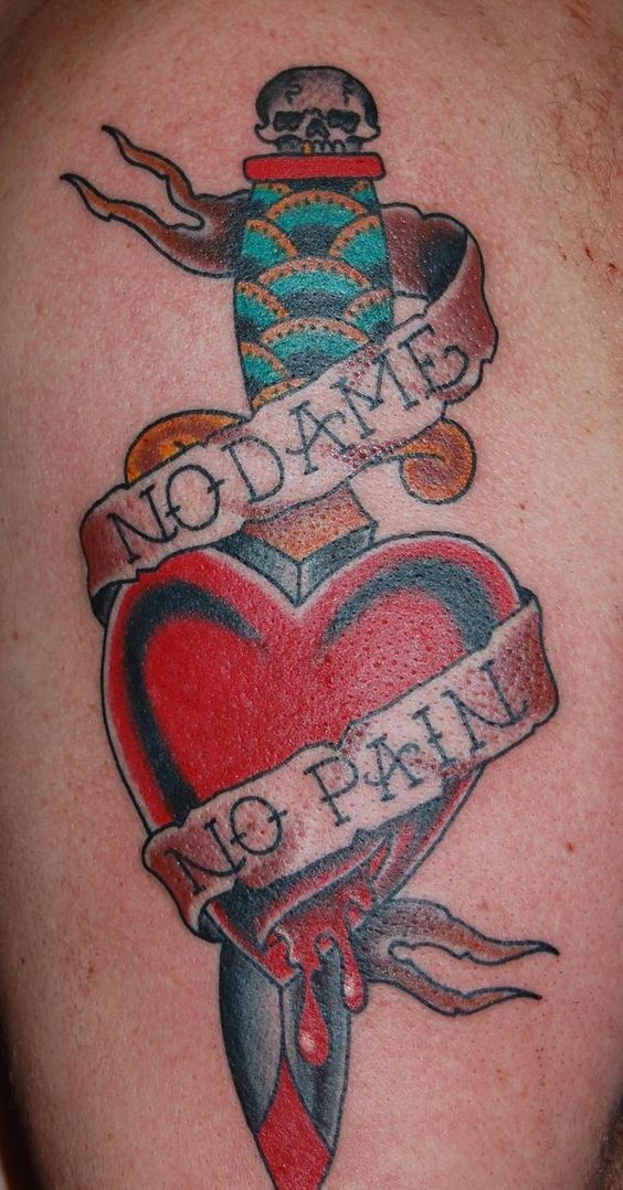 20 best ideas about brooklyn tattoo on pinterest sunset for Shading tattoo pain