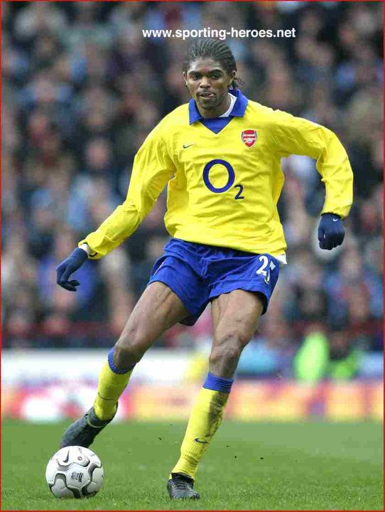 Nwankwo Kanu, Arsenal v Chelsea 23rd October 1999.