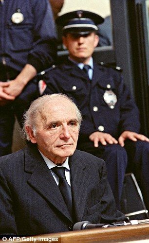 Klaus Barbie - The Nazi war criminal who worked as a druglord fixer in South America