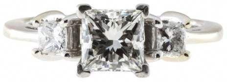 Fine princess wedding rings …. 0764 #princessweddingrings