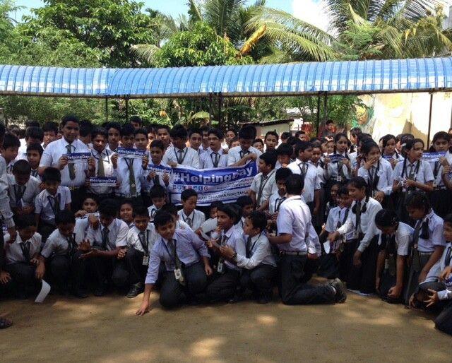 #HelpingDay #30September at #School #Guwahati #Assam #India