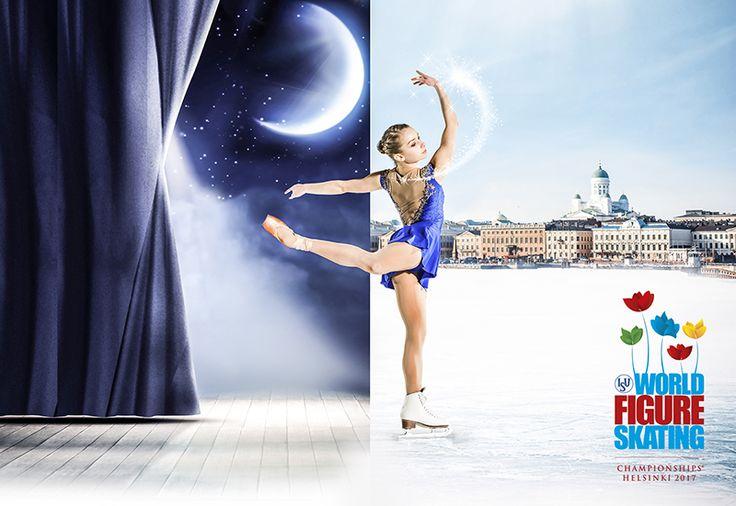 Taitoluistelijoiden parhaat kauneusvinkit + lippuarvonta MM-kisoihin! - NUDE | Lily.fi
