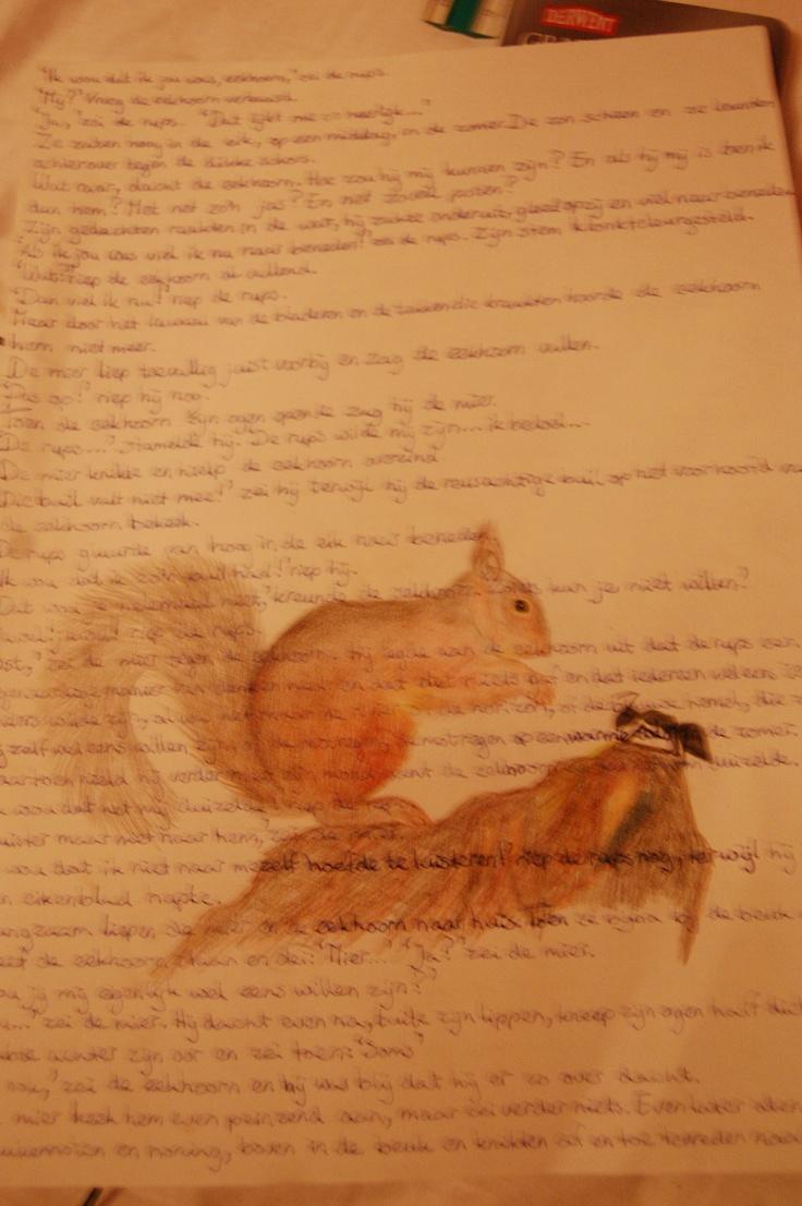De Mier en de Eekhoorn   Toon Tellegen