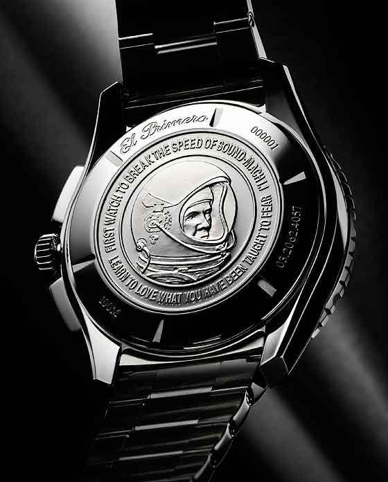 The Watch that Broke the Sound Barrier: Zenith's Tribute to Felix Baumgartner