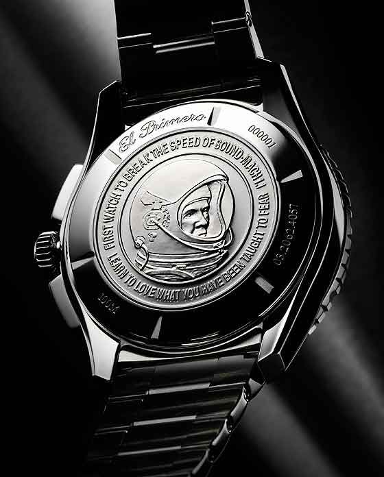 The Watch that Broke the Sound Barrier: Zenith's Tribute to Felix Baumgartner