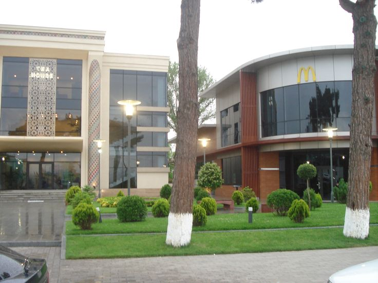 #Orient and #occident are not #dividable any more #Goethe #Georgia #Marneuli #McDonalds #Tea House