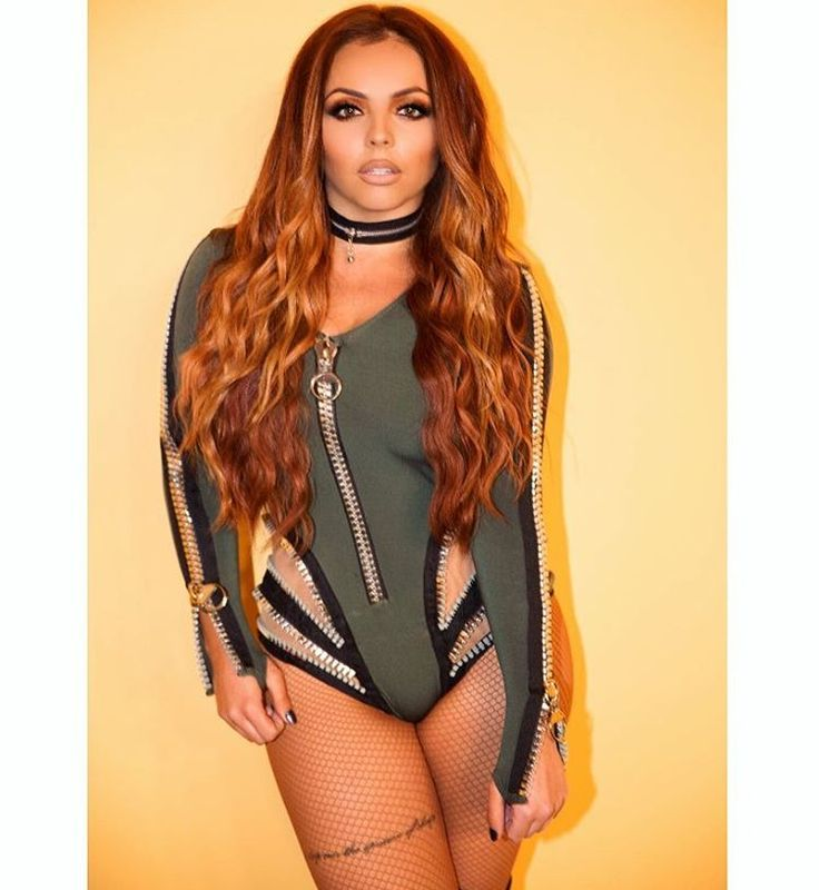 Jesy Nelson Touch music video BTS