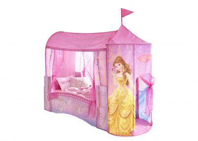 Disney Princess hemelbed 'Castle' met matras | Kinderbedden