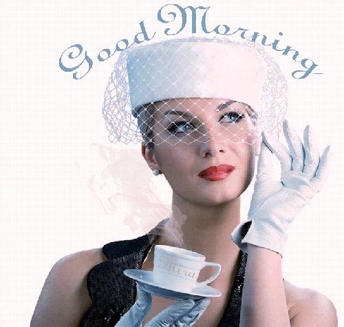 Decent Image Scraps: Good Morning 2