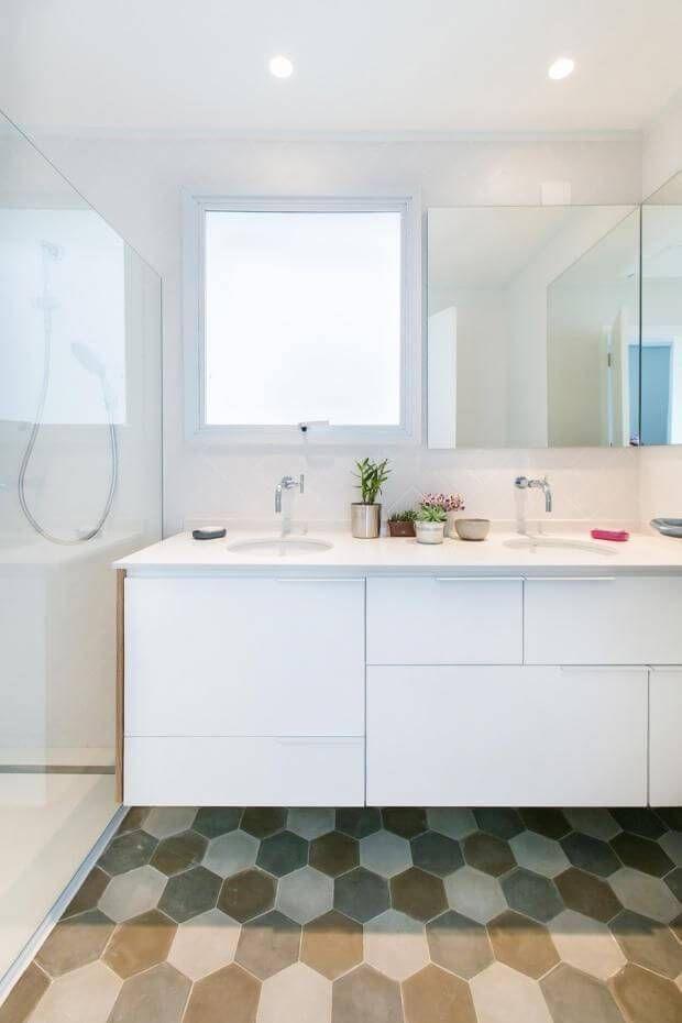 60 Modelos De Decoracao De Banheiro Aproveite Todo O Espaco