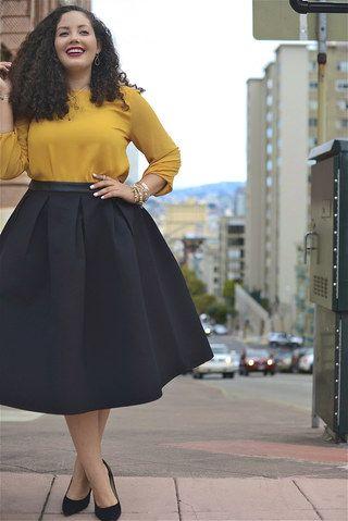 Midiröcke stylen: So kombiniert man die angesagten Röcke 2016