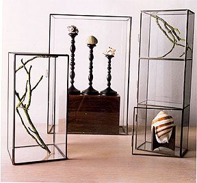 display cabinets / boxes