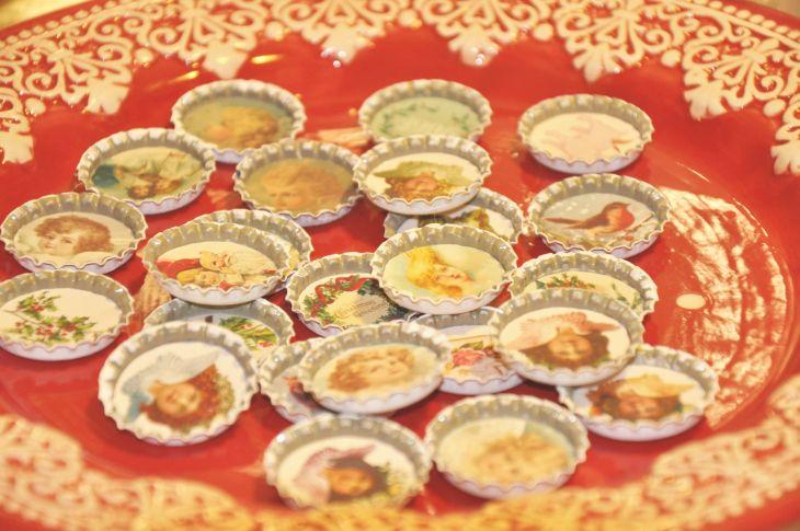 Wings of Whimsy: Kroonkurken Vintage Versiering - gratis VOOR Persoonlijk use of # afdrukbare # efemere