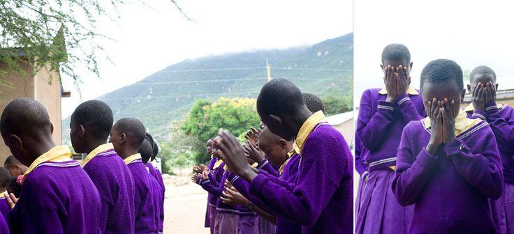 Compassion Bloggers in Tanzania.    Sponsor A Child: http://bit.ly/b7cUuo