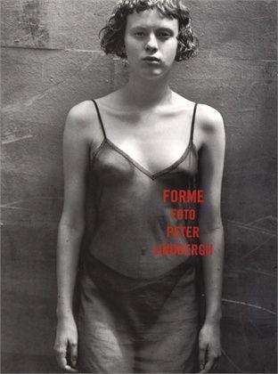 Photo by Peter Lindbergh   Lingerie Prada  Vogue Italia, ottobre 1997