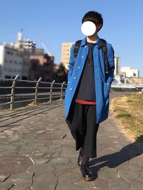 冬コーデ特集!メンズの10代のファッション【日本人】