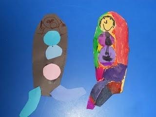@Anne Cummings Space Preschool Theme