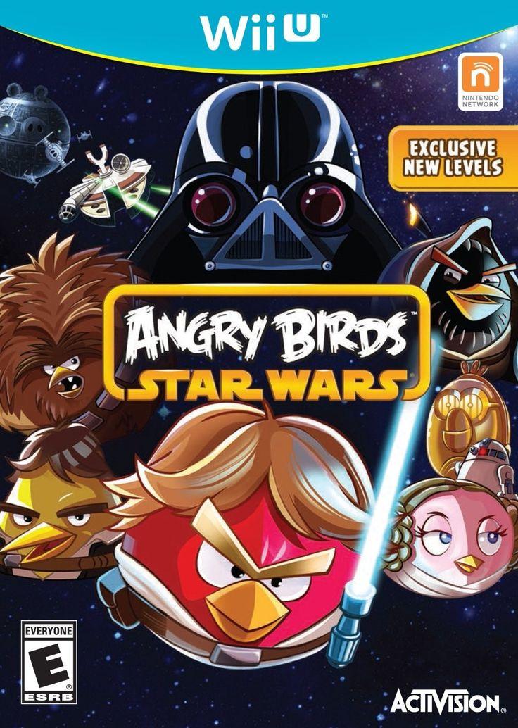 Videojuego Angry Birds Star Wars WiiU. Compra en línea fácil y seguro. #Kémik