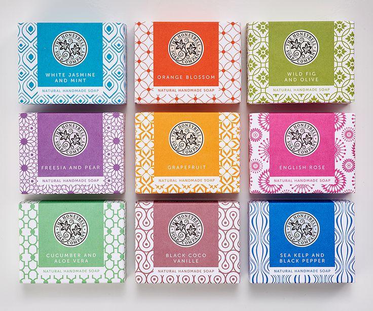 #Twill #Favini #Packaging #Honeybell / Design: #Silkpearce www.silkpearce.com - Share it on Twitter https://twitter.com/favini_en https://twitter.com/favini_it