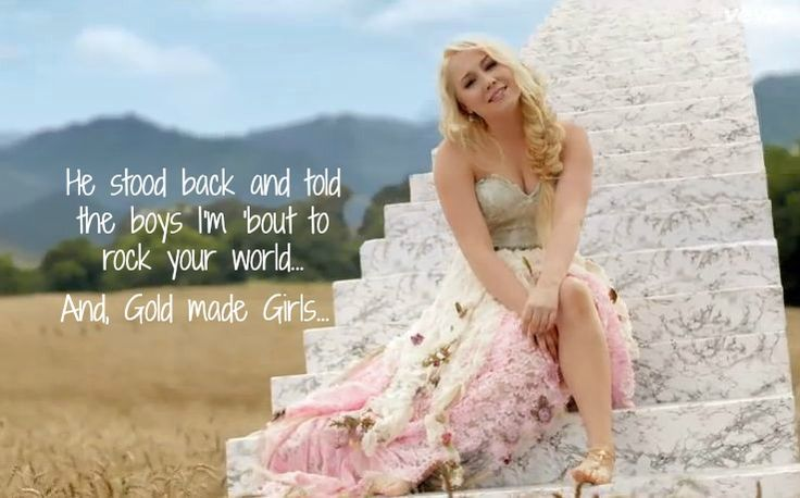 RaeLynn – 'God Made Girls' Music Video