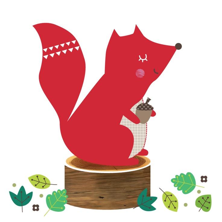 Amy Underhill - Minsk the Squirrel
