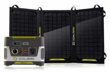 Goal Zero Yeti 150 Solar Generator Kit | Complete Solar Kits | Goal Zero, $399.98