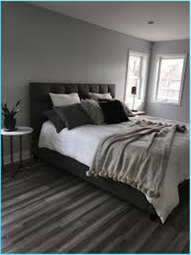 40 Master Bedroom Decorating Ideas Get The Best In 2020 Gray Bedroom Walls Gray Master Bedroom Remodel Bedroom