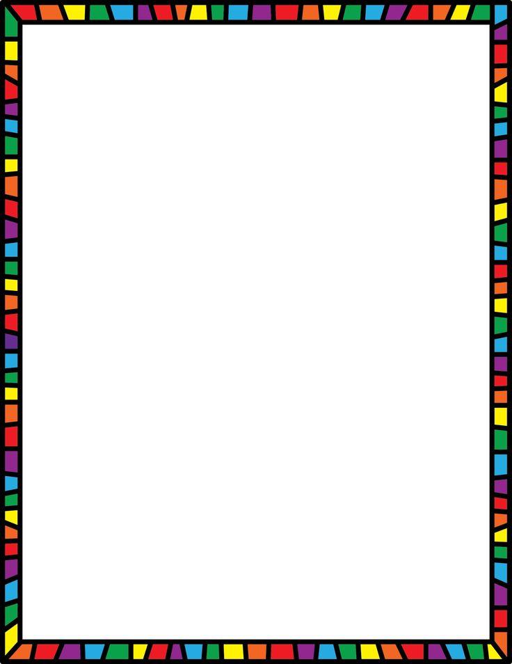 best 25 page borders ideas on pinterest