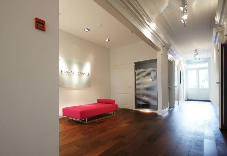 interior design done by BARTOSZEK&BARTOSZEK DESIGN, Tilburg, The Netherlands, office for law firm.
