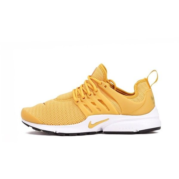 in stock aed6f 2561a AIR PRESTO (WMNS) GOLD DART ($50) ❤ liked on Polyvore ...