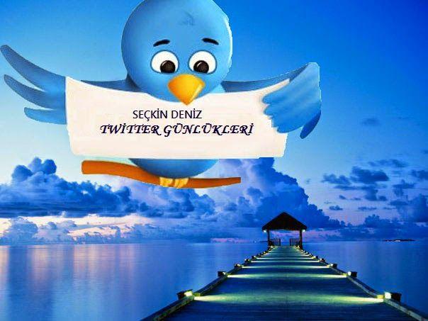 Sonsuz Ark: SA2124/SD336: Seçkin Deniz Twitter Günlükleri 61 (...
