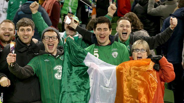 Euro 2016: Republic of Ireland fans given 6502 more tickets