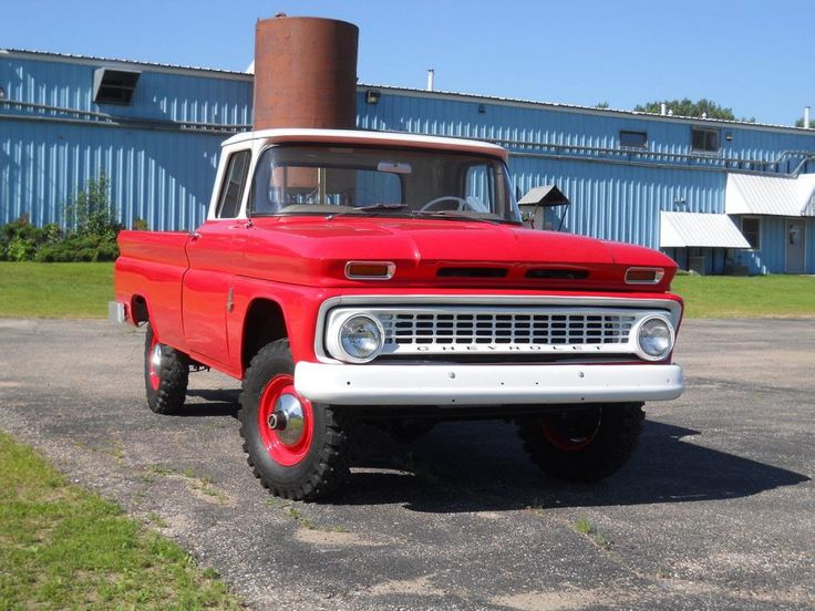 60-66 Chevy And GMC 4X4's Gone Wild - Page 28 - The 1947 - Present Chevrolet & GMC Truck Message Board Network