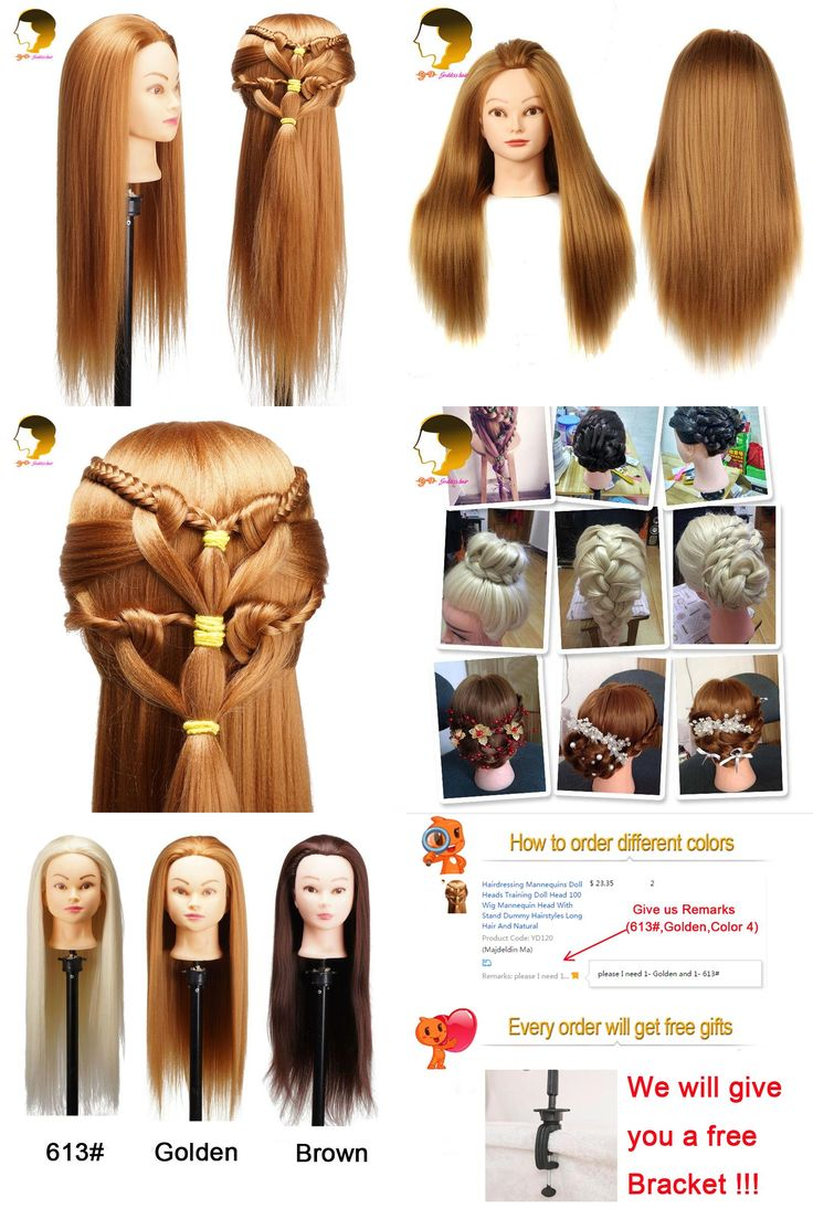 [Visit to Buy] Hair Mannequin Heads For Sale Practice Head Barber Mannequin Head For Hairdresser Professional Hair Styling Head Of A Doll Dummy #Advertisement