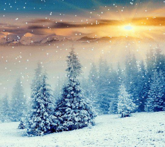 "santa-kisses: "" xcold-december-nightx: ""  ❄❄❄❄❄❄❄❄❄ "" santa claus is coming to town…☃❄ """