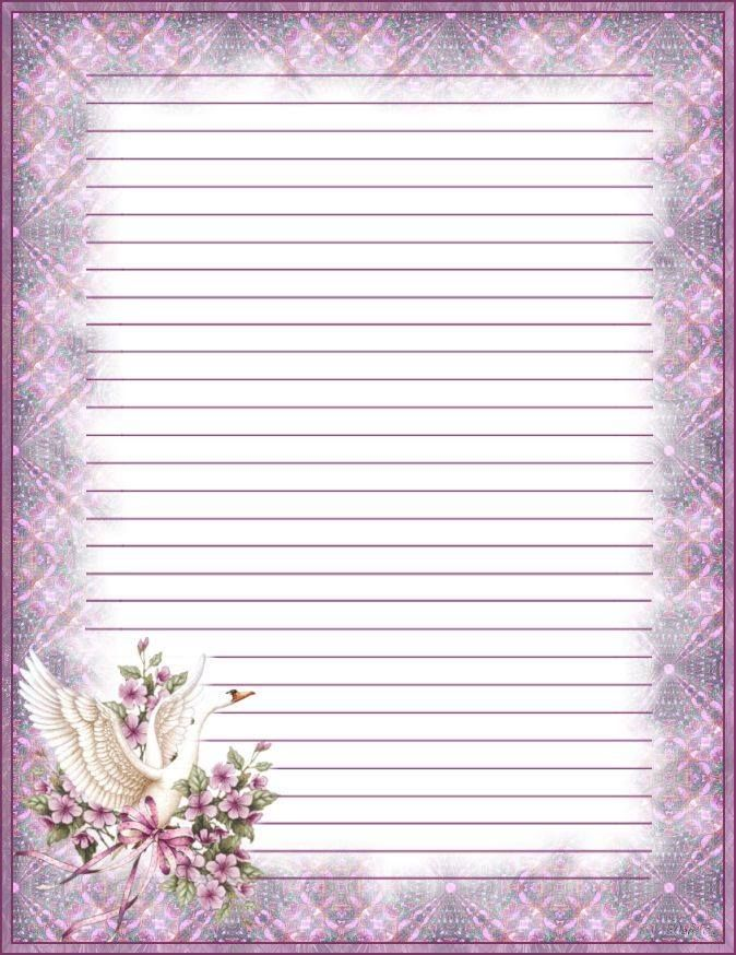 This is a photo of Striking Pretty Stationary Paper