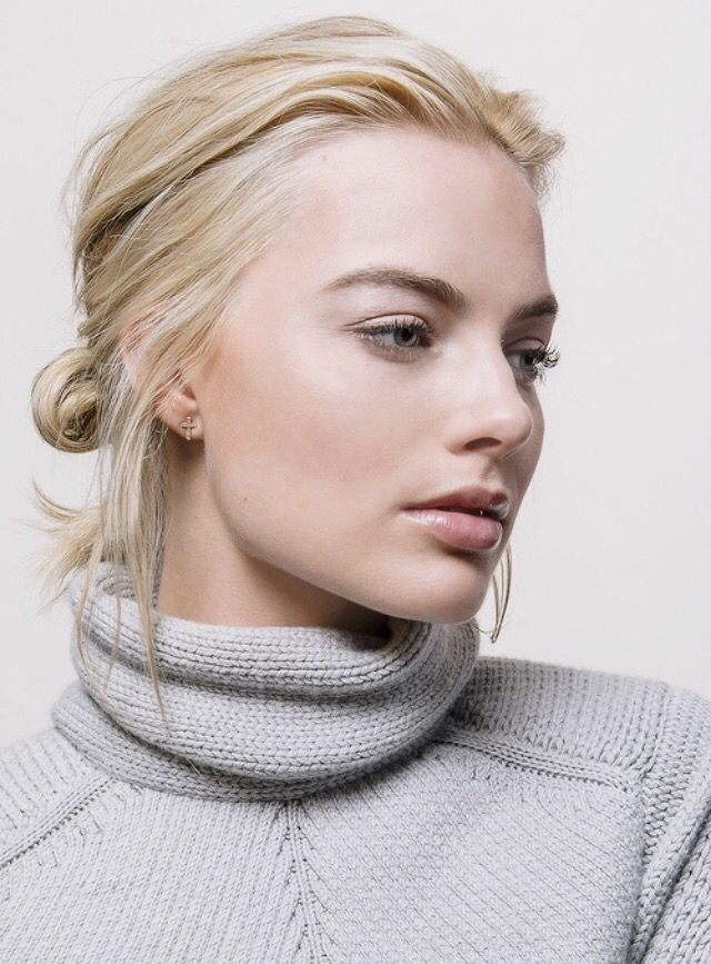 Margot Robbie is photographed for Variety on February 3, 2015 in Park City…