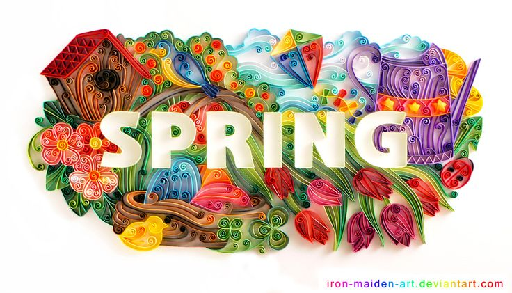 spring by UsoKei on DeviantArt