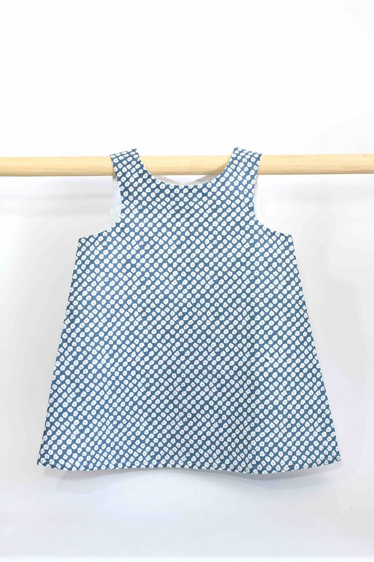 Block Print Dress: This super cute summer dress not only looks great on kids but is also comfortable to wear and easy to clean, making it perfect for all occasions and still allowing a kid to be a kid.