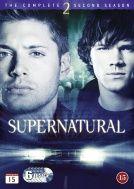 Supernatural - Kausi 2 (6 disc) - DVD - Elokuvat - CDON.COM
