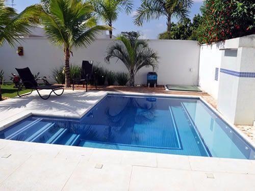 17 melhores ideias sobre piscina de alvenaria no pinterest for Dimensiones de piscinas pequenas