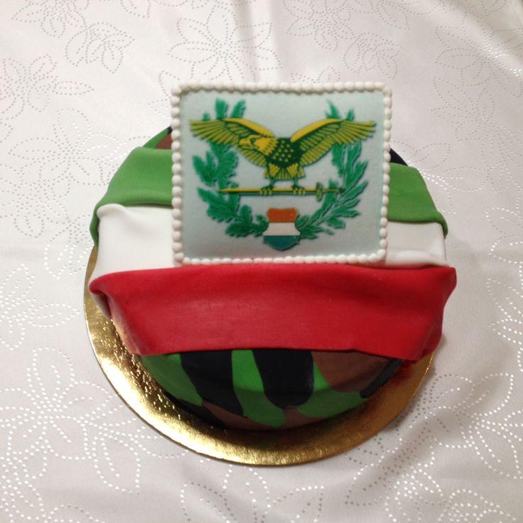 Katonás torta