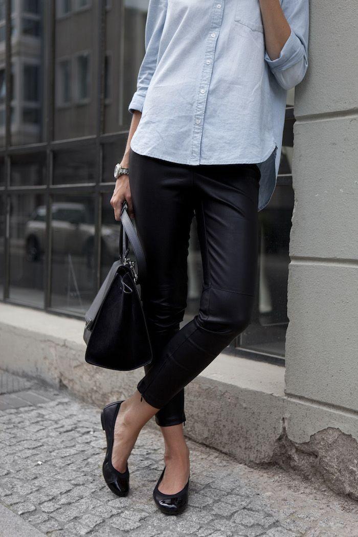 Fashion Inspiration | Simple Style - DustJacket Attic