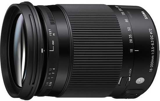 Sigma Announce Instant Rebate on 18-300mm F3.5-6.3 Lens