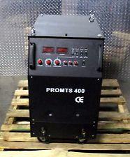 LONGEVITY 02661013 PROMTS 400 400 A 34 V 50/60 HZ SEMI-AUTO ARC WELDER NEW