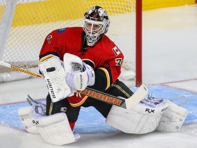 Longtime Calgary Flames goalie Miikka Kiprusoff and Finnish Olympian announced his retirement on Sept. 9, 2013