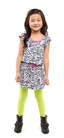 Wild Color Outfit - PIN TO WIN! Enter the February Fresh Pinterest Contest for a chance to win a brand-new FabKids wardrobe! Ends 2/19#FabKidsFebFresh @FabKids