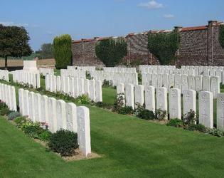 cimetière militaire Busigny